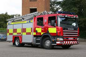 fire engine Cambs
